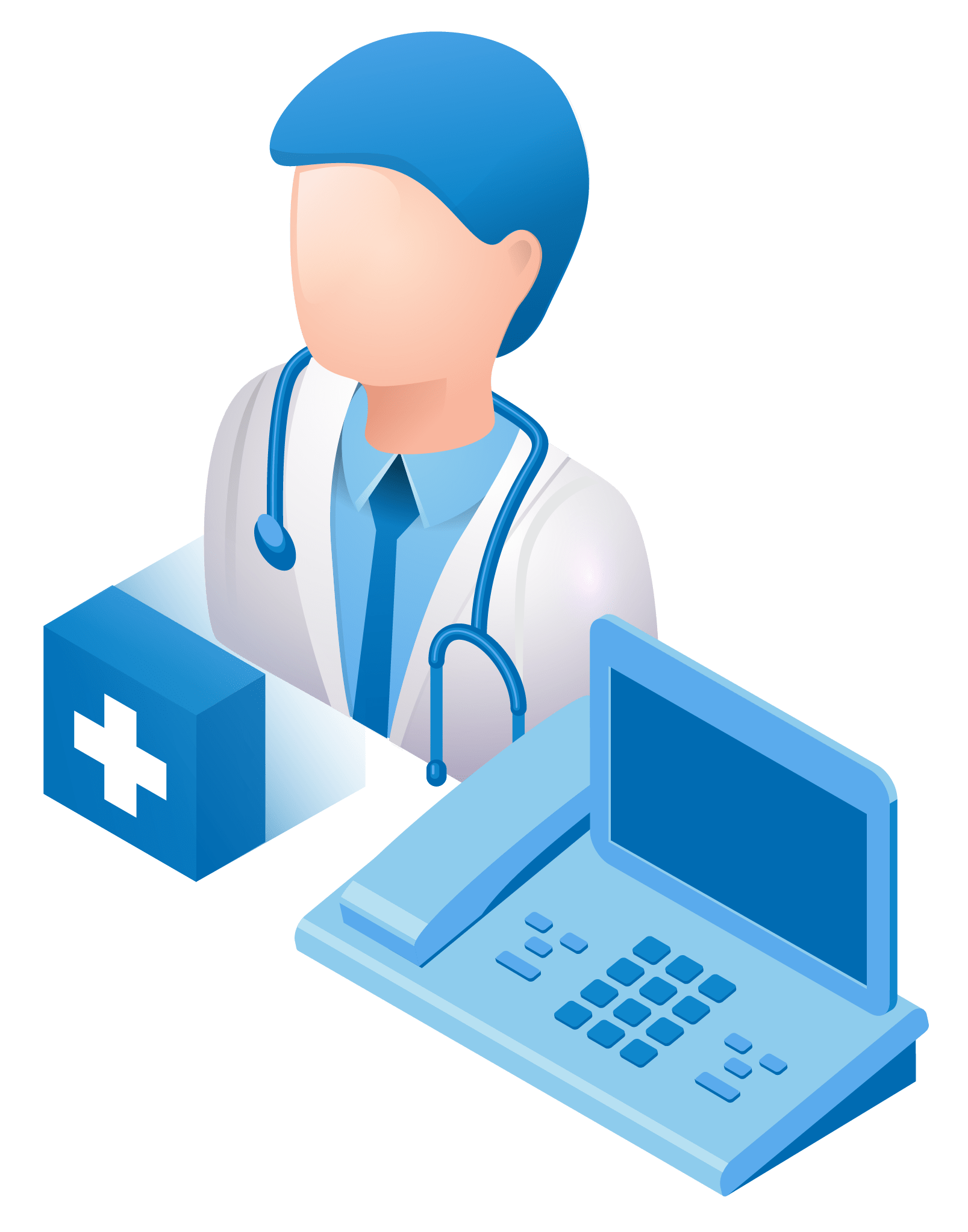 Hosted PBX for Telehealth